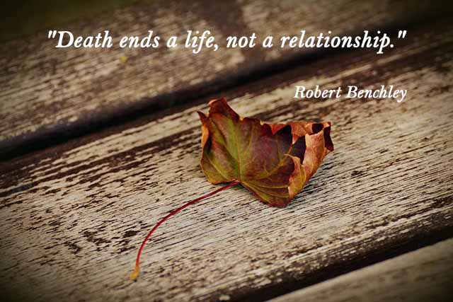 Sympathy Quote for Loss of a Friend