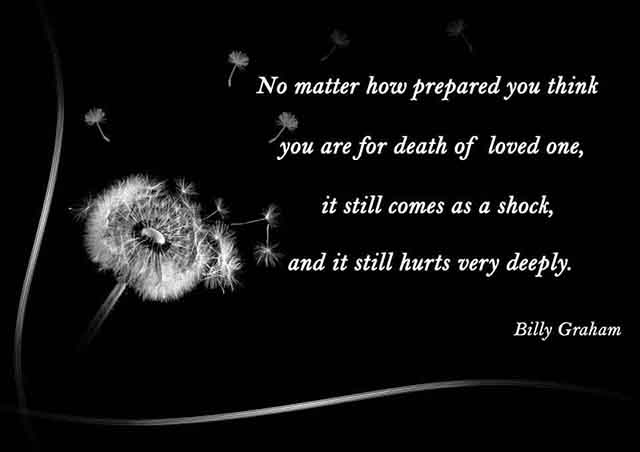 Sympathy Quote for Loss of a Husband 3