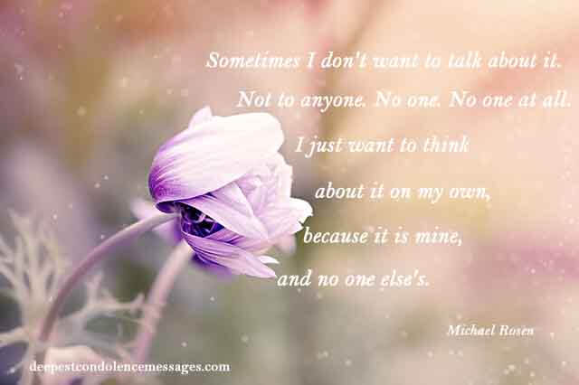 Sympathy Quotes for Loss of a Husband 4