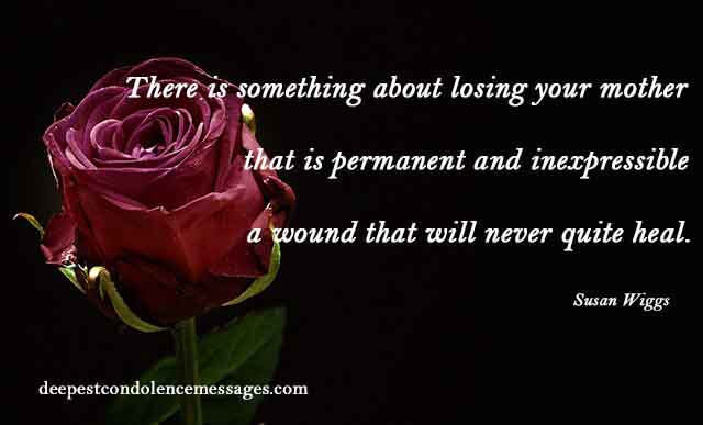 Sympathy Quotes For Loss Of Mother | 90 Sympathy Quotes Find The Right Words In This Moment Of Grief